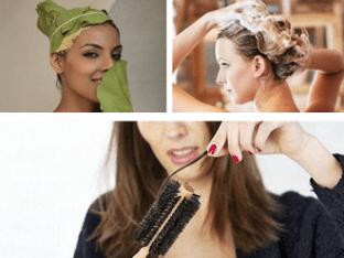 Какие народные средства помогут от выпадения волос?