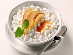 Творожно-фруктовый разгрузочный день