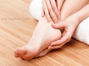 Как правильно ухаживать за ступнями