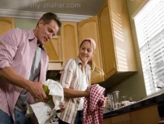 Как избавится от запаха на кухне