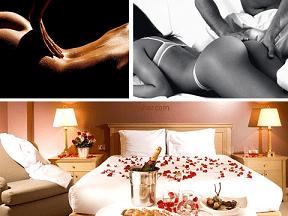 Как сделать эротический массаж любимой женщине?
