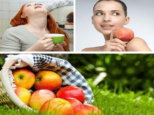 Чем полезно яблоко для нашей кожи?
