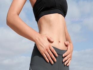 Что надо делать, чтобы живот стал плоским?