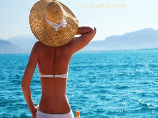 Может ли полезен солнечный загар, как правильно загорать?