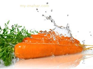 Чем полезна морковь для нашего организма?