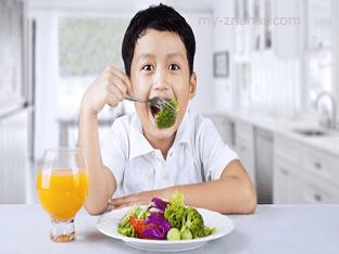 Что можно кушать, если у ребенка гастрит?