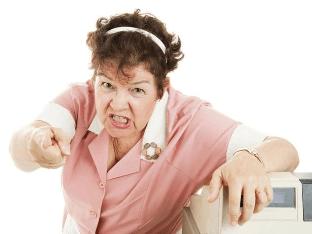 Как бороться с хамством или грубостью?