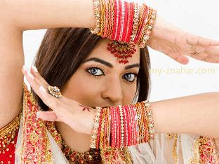 В чем секрет красоты индийских женщин?