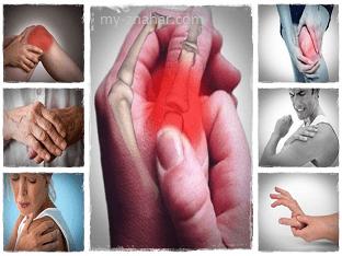 Эффективны рецепты при болях в суставах