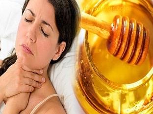 Мед для лечения простудных и вирусных заболеваний, рецепты