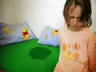 Что делать если у ребенка энурез?