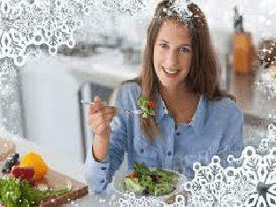 Как можно похудеть зимой, зимняя диета?