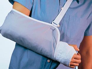 Как оказать первую помощь при переломах?