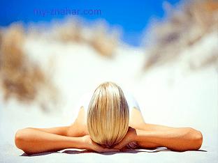 Как принимать солнечные ванны, чем они полезны