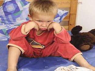 Недержание мочи у детей ночью, причины?