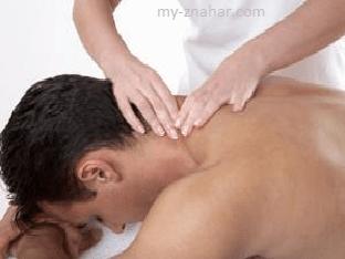Необходимость массажа при шейном остеохондрозе