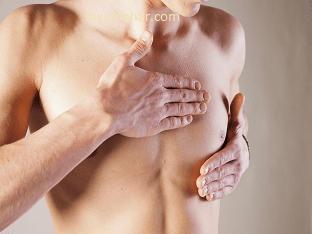 Почему возникает мастопатия у мужчин?