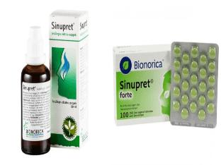 Синупрет - лекарственный препарат от синусита