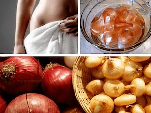 Как применять лук при лечении женских заболеваний