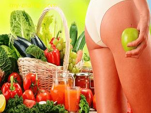 Как следует питаться, чтобы не появился целлюлит