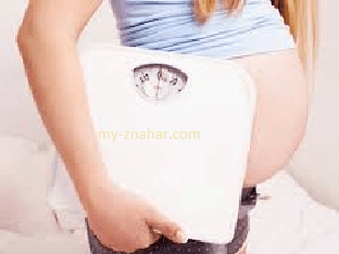 Какая норма прибавки веса у беременных