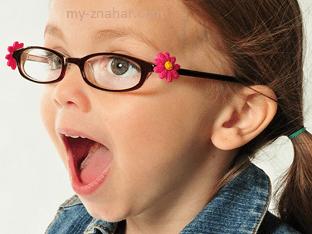 Какие бывают болезни глаз у детей