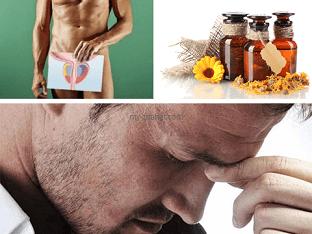 Какие народные средства могут вылечить простатит и аденому простаты