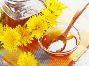 Польза мёда из одуванчиков