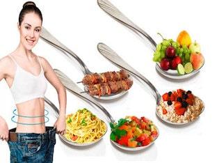 Как похудеть на диете «5 столовых ложек»