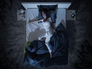 Демон у кровати: сонный паралич и почему он происходит?