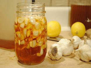 Лимон с чесноком для чистки сосудов: применение