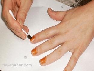 Как укрепить ногти йодом