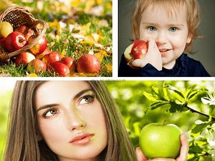 В чем польза яблок, рецепты приготовления