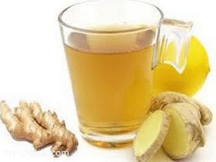 Как применять имбирь во время простуды