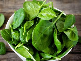Чем полезен шпинат для организма