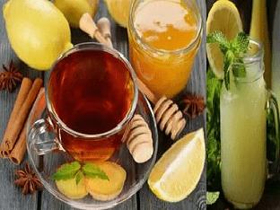 Имбирь, лимон, мед: рецепты от простуды