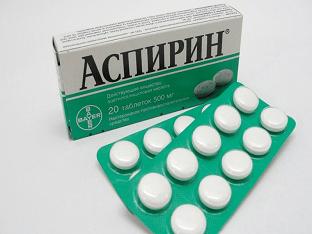 Как правильно принимать аспирин для разжижения крови?