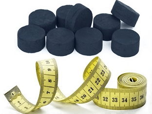 Как похудеть с помощью активированного угля?
