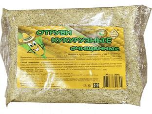 Чем полезны кукурузные отруби, отзывы?