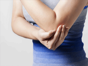Причины боли в локтевом суставе и запястье