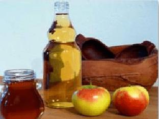 От прыщей яблочный уксус: лечение и рецепты