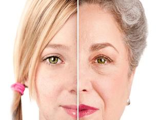 Признаки старения – Что выдаёт ваш возраст?