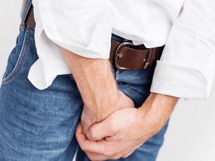 Какие симптомы указывают на цистит у мужчин?