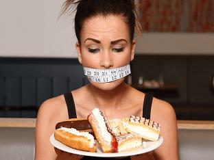 Как перестать много жрать и заставить себя похудеть?