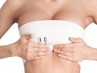 Как подтянуть обвисшую грудь?