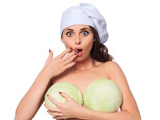 Как увеличить грудь народными средствами?