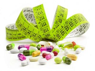 Китайские и тайские таблетки для похудения