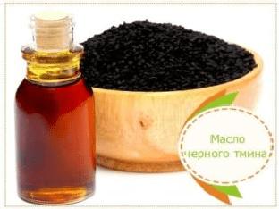 Масло черный тмин: какие заболевания лечит?
