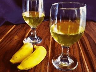 Домашний рецепт настойки из банана