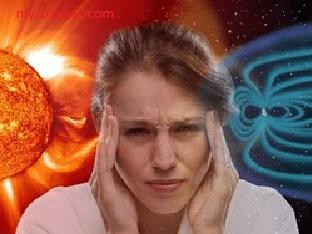 Как магнитные бури влияют на здоровье